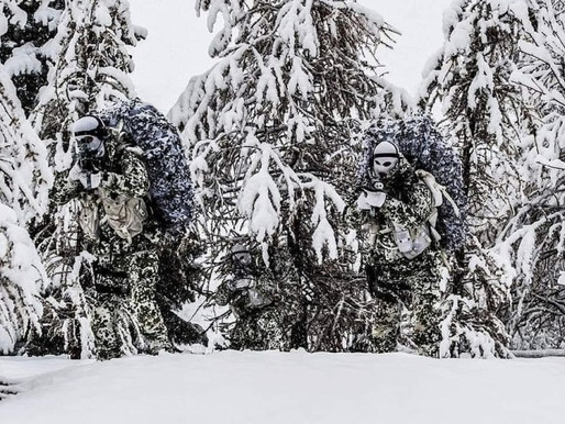 'Spot The Difference': Can You Spot The SAS Elite Mountain Troopers In This Photo?