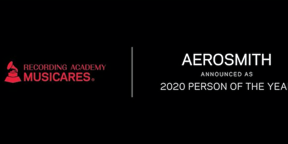 2020 MusiCares Person Of The Year: Aerosmith