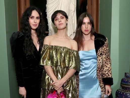 Rumer Willis + sisters Tallulah and Scout at Christian Louboutin event - Los Angeles