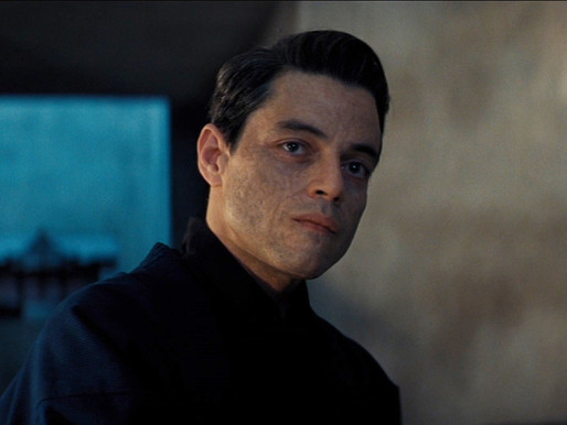 'No Time To Die' Featurette Gives Fans A First Look At Rami Malek as 007 Bond Villain, Safin