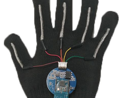 Smart Glove Translates Sign Language Into Spoken Word in Real Time