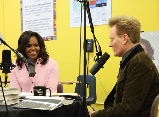 Spotify: Former US First Lady Michelle Obama Is Launching a Podcast