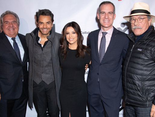 "Mayor Eric Garcetti Launches ""LA Collab"" to Double Latinx Creatives in LA's Entertainment Industry"