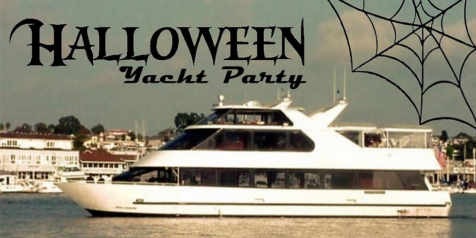 Newport Haunted Yacht Party