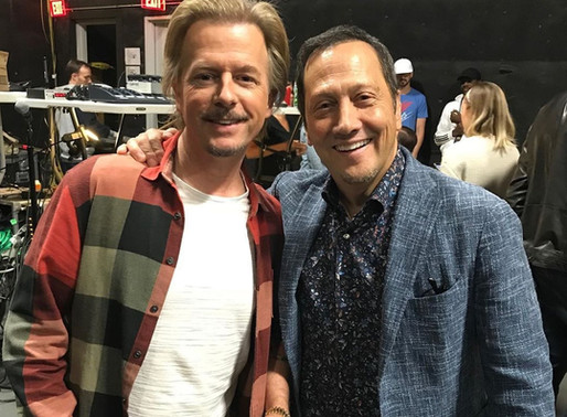 """CBF Productions Brings Rob Schneider and David Spade for """"Comedy in your Car"""" Live Show in Ventura"""