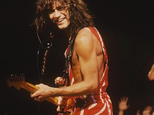Legendary Rock Guitarist Eddie Van Halen Dead At Age 65