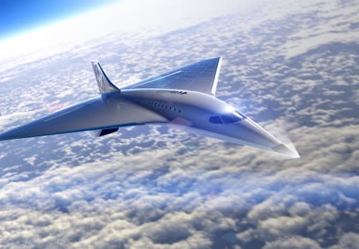 Virgin Galactic & Rolls Royce Reveal First Look of Mach 3 Supersonic Aircraft Project