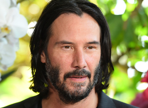 Anonymous Bidder Wins A Zoom Date With Keanu Reeves at over $75,000 to Benefit Camp Rainbow Gold