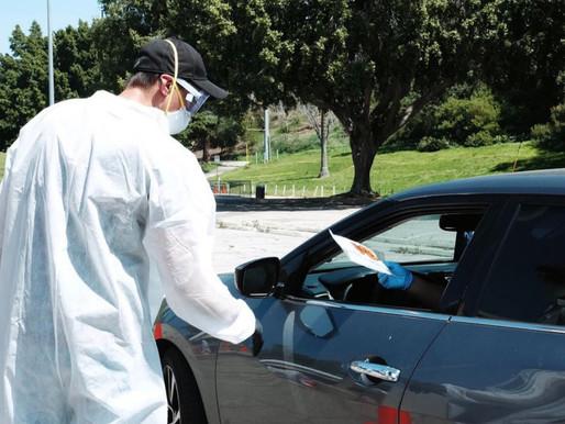 "Sean Penn's Nonprofit ""CORE"" Offers Free Coronavirus COVID-19 Testing for Essential Workers - Malibu"