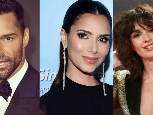 Ricky Martin to co-host Latin Grammy Awards 20th Anniversary