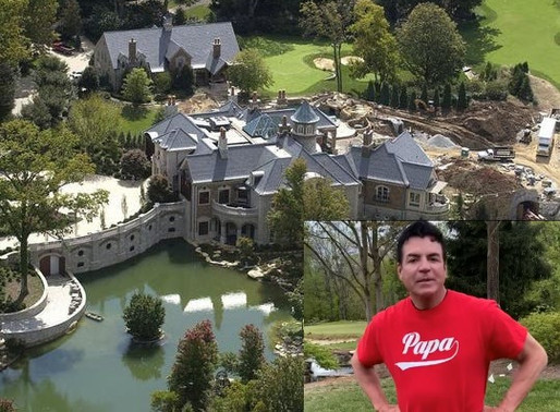 Papa John's Founder Shows off $11 Million Mansion in Tacky TikTok Video