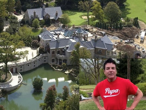 Papa John's Founder Shows off $11 Million Mansion in Tacky TikTok Video