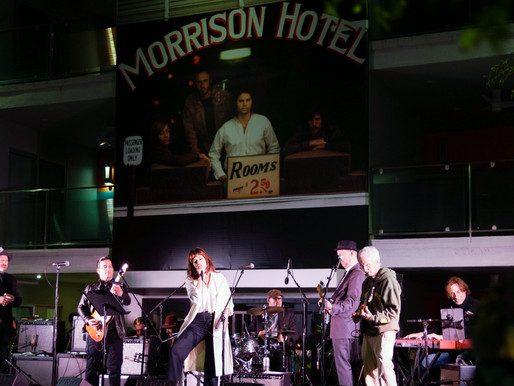50th Anniversary Celebration of The Doors 'Morrison Hotel' Album with Henry Diltz & Robby Krieger
