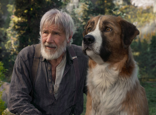 """Call of the Wild"" Trailer: Harrison Ford embarks on adventure with Buck the dog"