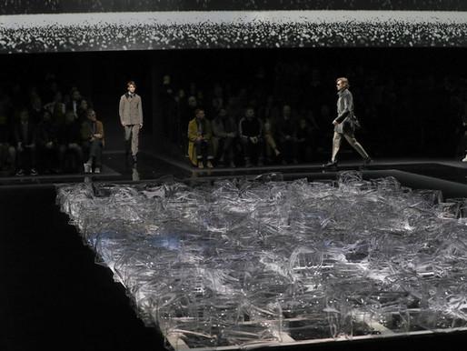 "Giorgio Armani Features ""Gorpcore"" at Milan Men's Fashion Week Fall/Winter 2020-2021"