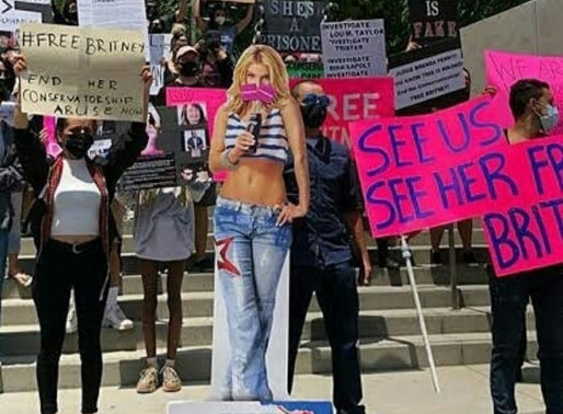 Britney Spears Conservatorship Remains Unchanged After Court Hearing Amid #FreeBritney Protests