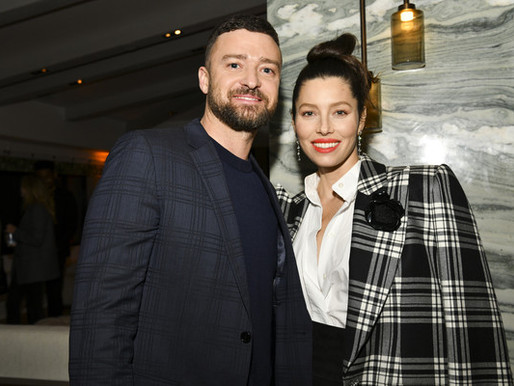 Jessica Biel & Justin Timberlake Attend After-Party For 'The Sinner' Season 3 - USA Network
