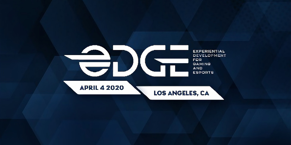 EDGE - EXPERIENTIAL DEVELOPMENT FOR GAMING AND ESPORTS