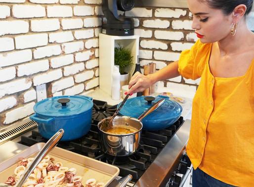Selena Gomez Gets Saucy With Her New Cooking Show on HBO Max
