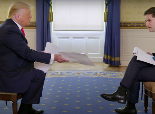 Opinion: Watch President Trump's Jarring AXIOS Interview (Full Episode) | HBO