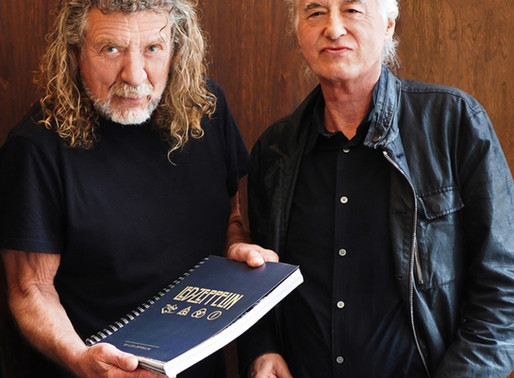 "Robert Plant and Jimmy Page Win Copyright Lawsuit for Classic Rock Hit ""Stairway To Heaven"""