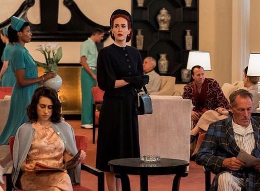 "Netflix: New Teaser Trailer for Ryan Murphy's Horror Series ""Ratched"" Featuring Sarah Paulson"