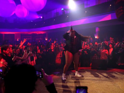Warner Music Group Grammy 2020 Party: Gwen Stefani + Blake Shelton, Lizzo, Naomi Campbell, and more!