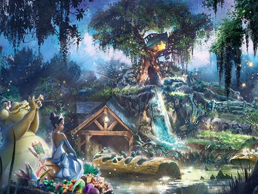 Disney Rebrands Splash Mountain to 'Princess & The Frog' Themed Ride in Response to #BLM Movement