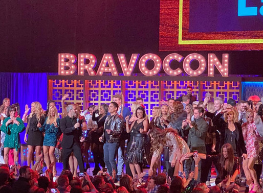 Andy Cohen Announces Salt Lake City as Next 'Real Housewives' City at BravoCon 2019