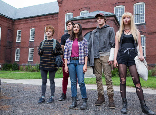 Marvel Universe: X-Men's 'New Mutants' Directed by Josh Boone Hits Movie Theaters In Just 10 Days