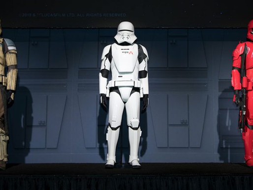 'Star Wars' Releases Short Film Tracking the Evolution of Stormtroopers