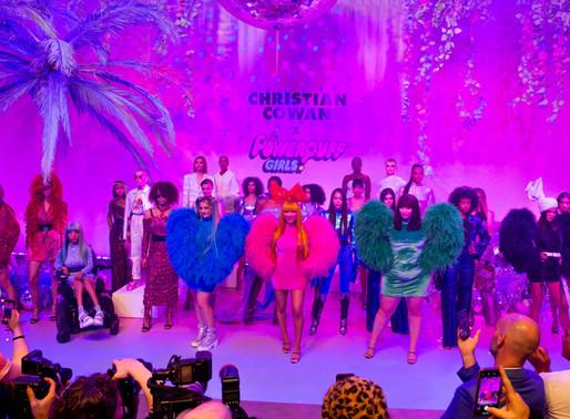 Inside Christian Cowan x The Powerpuff Girls Season II Runway Show - West Hollywood