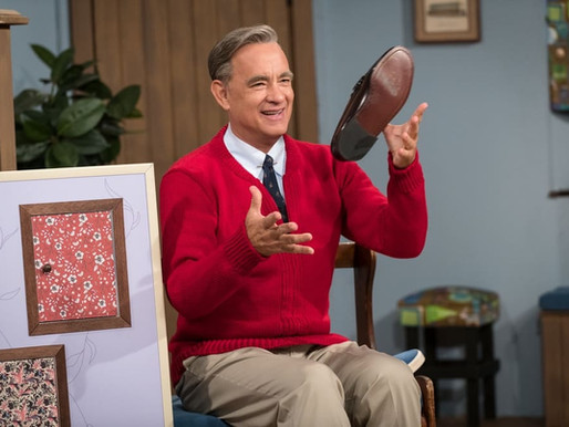 Tom Hanks is related to Mister Rogers via Ancestry