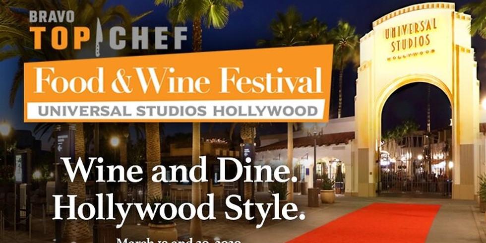 BRAVO'S TOP CHEF FOOD & WINE FESTIVAL, LA