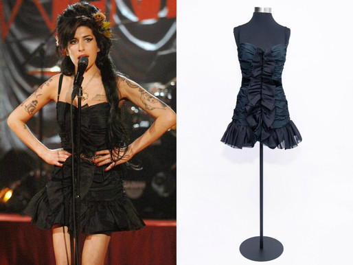 """""""Beyond Black - The Style of Amy Winehouse"""" Exhibit Opens at The GRAMMY Museum"""