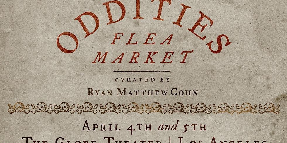 Oddities Flea Market - Los Angeles
