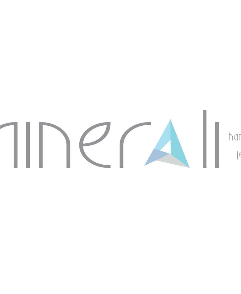 Minerali Jewellery Design Logo