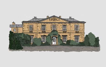 Middleton Lodge, Yorkshire