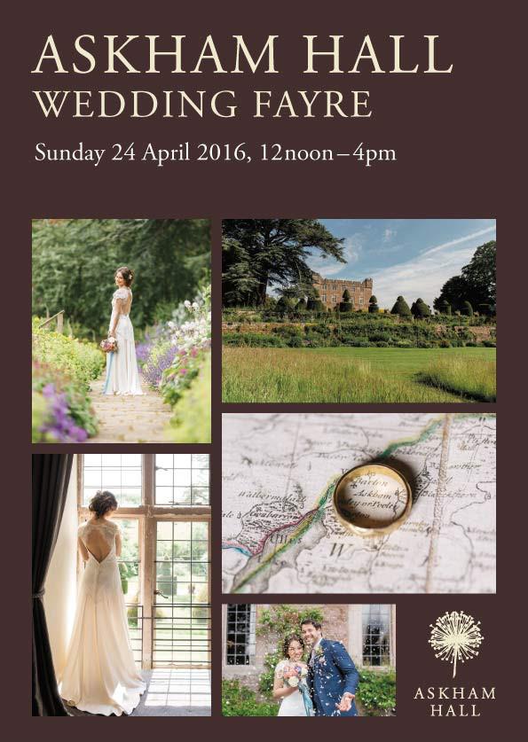 Askham Hall Wedding Fayre