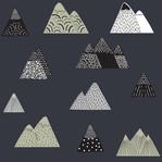 Mountains Various Pattern