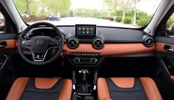 X35 interior