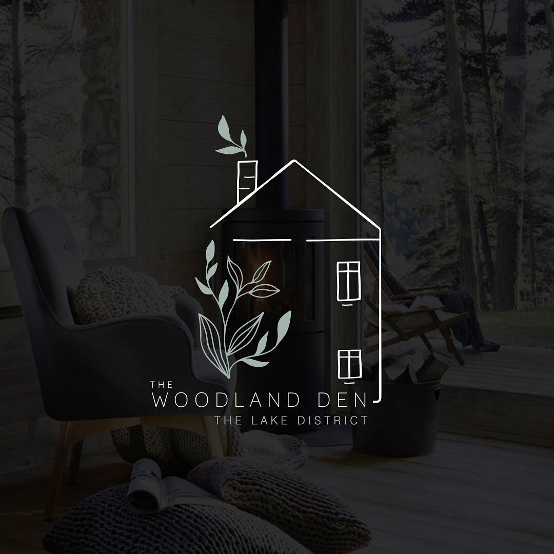 The Woodland Den Logo