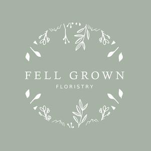 Fell Grown Floristry Logo