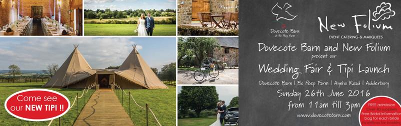 Dovecote Barn Wedding Fair