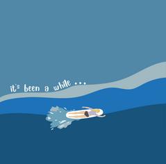 Illustration Seaside