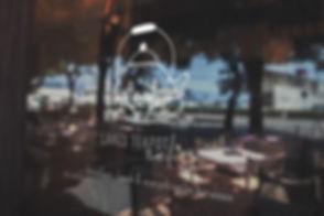 Lakes Teapot Cafe Branding - Shop Frontage