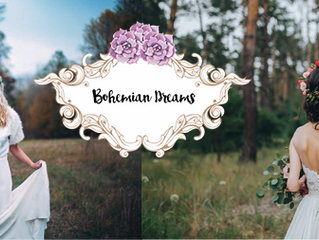 Bohemian Dreams Wedding Festival - 29th May!