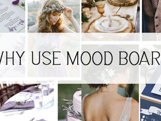 Mood boards to help you find your style