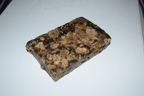 RAW BLACK AFRICAN SOAP
