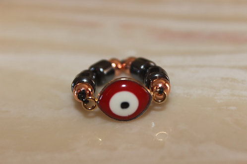 RED EYE SEA RING